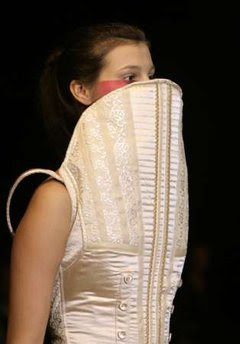 face shield fashion
