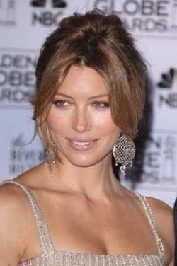 Jessica Biel face