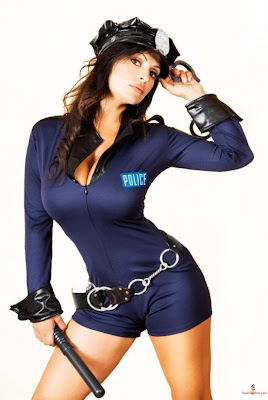 Officer Denise Milani