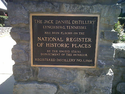 JD plaque
