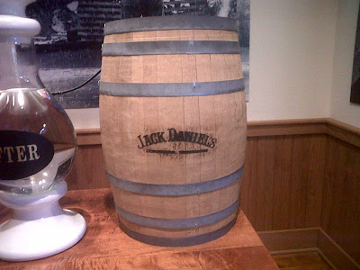 JD barrel