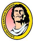 Logotipo de la asociación de amigos del Capitan Trueno