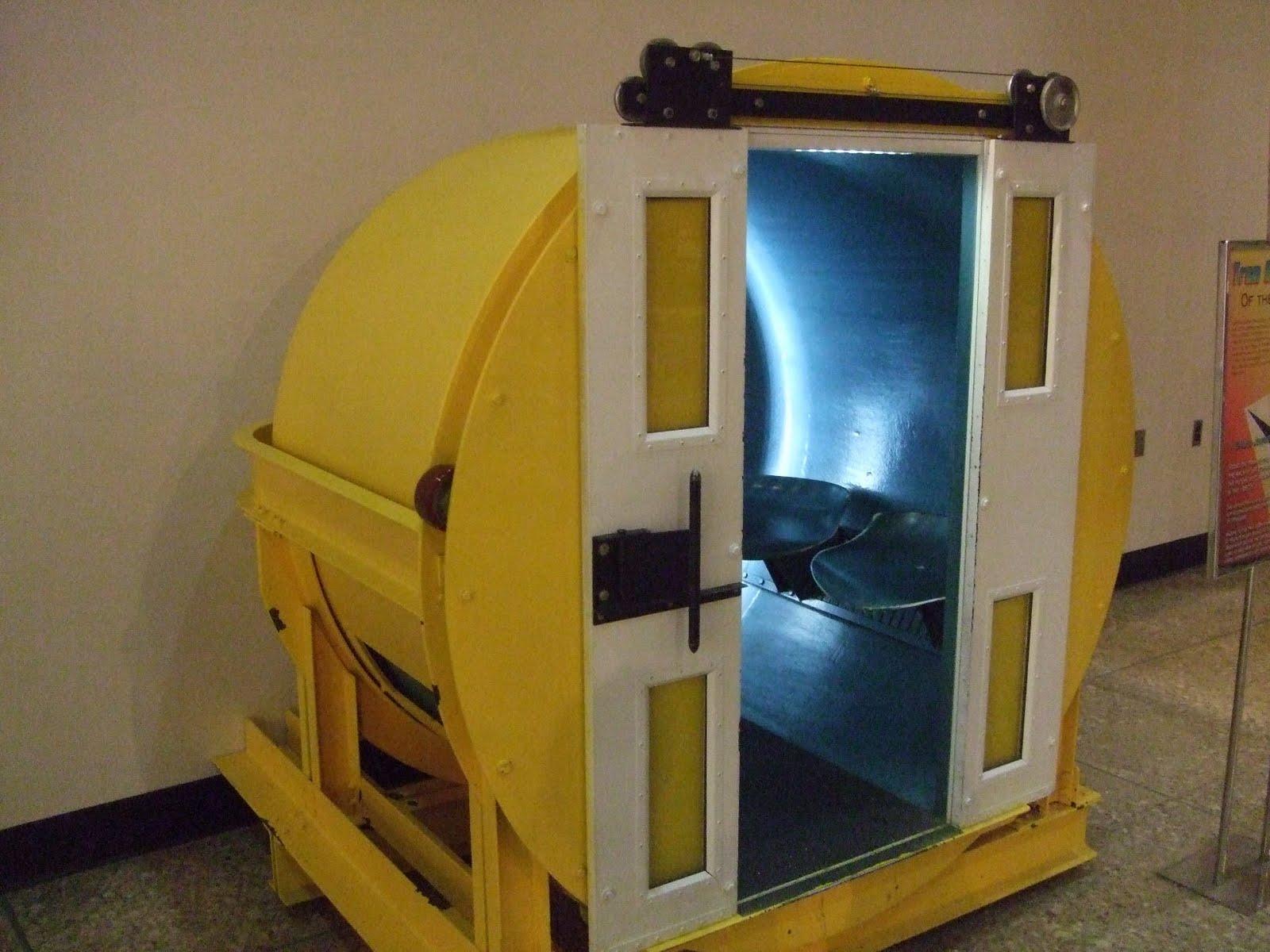 Inside Gateway Arch