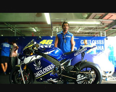 Yamaha Motor GP Modification()