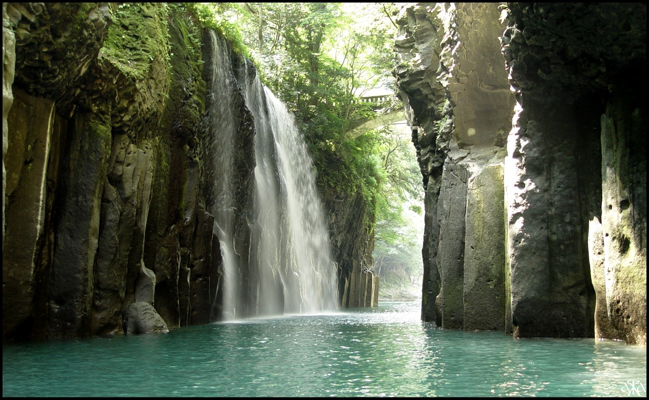 Takachiho Japan  city pictures gallery : Princess of Heaven: Takachiho Gorge, Japan