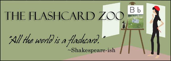The Flashcard Zoo