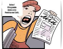 DIVULGAÇÃO  COMUNIDADE CAFÉ COM VERSOS!
