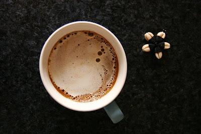 пенка на кофе