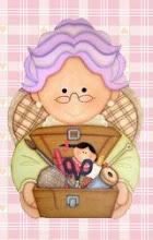 El costurero de la abuelita