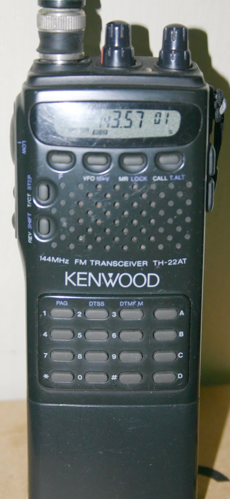 Kenwood D-Star TH-D74 - Pascal