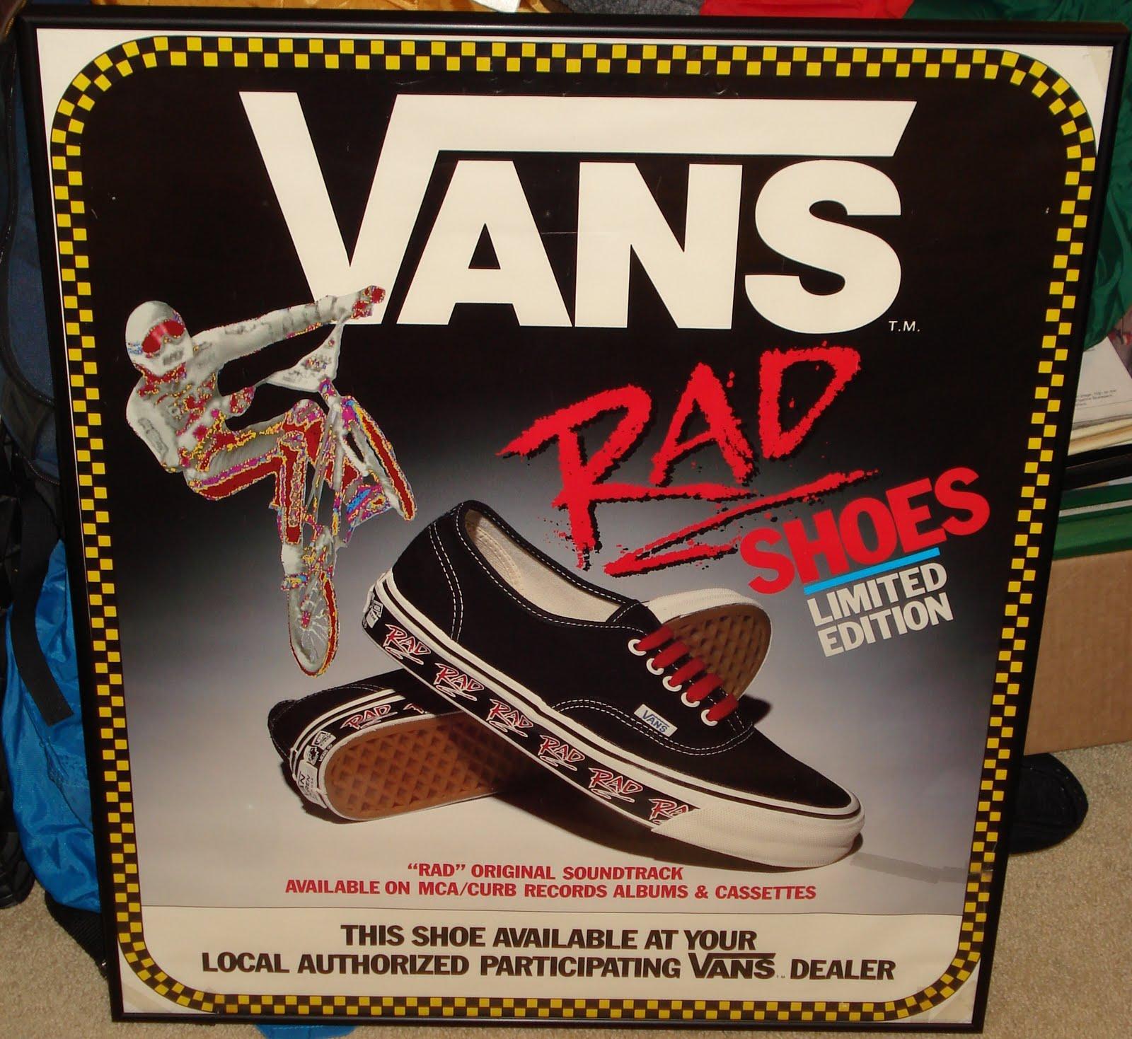 vans bmx racing shoes