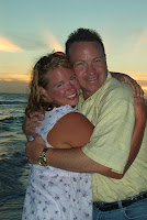 Julie and Mark, 2005