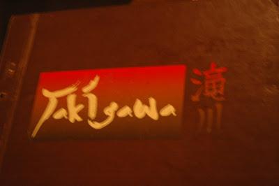 Takigawa restaurant
