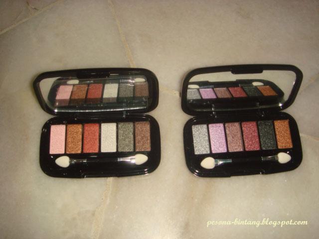 Eyeshadow kecil B5 & B6