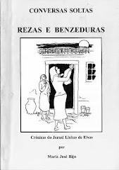 Livro Rezas e Benzeduras