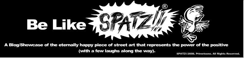 Be Like Spatz
