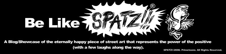 Be Like Spatz