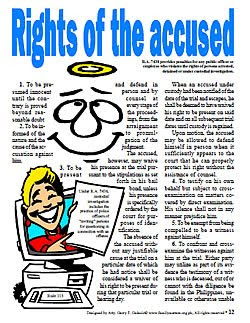 Free PDF legal procedures rights of the accused
