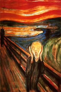 Edvard Munch - Scream (1893)