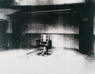 Andy Warhol - Little Electric Chair