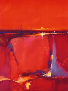 Peter Wileman - Red Horizon