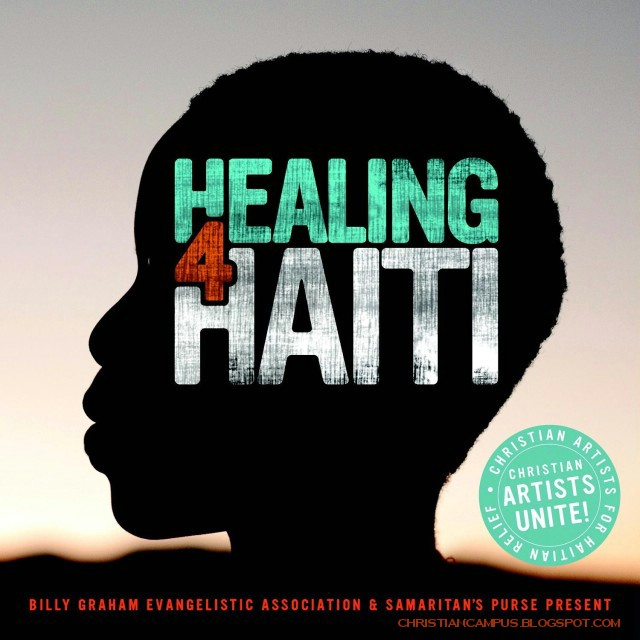 Healing 4 haiti 2010 various artists english christian songs