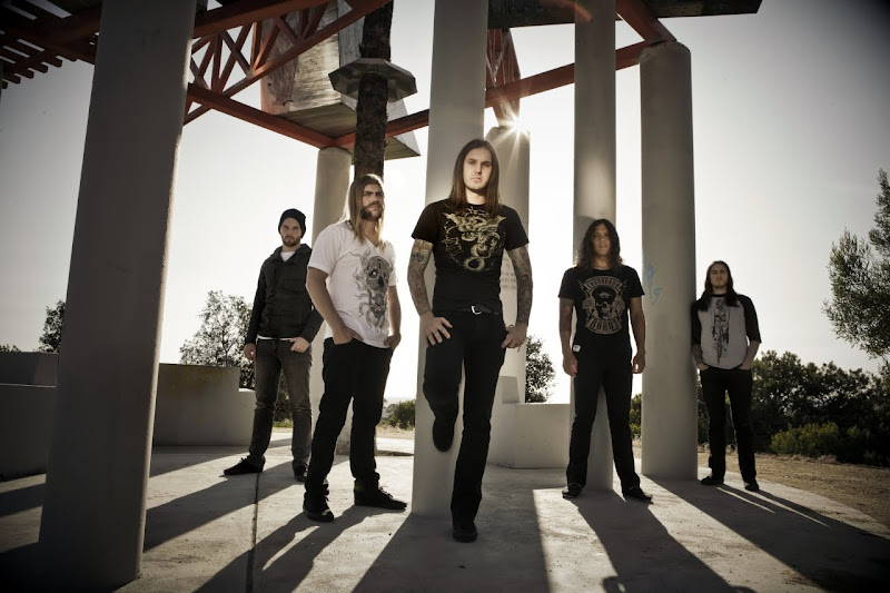 as i lay dying band members