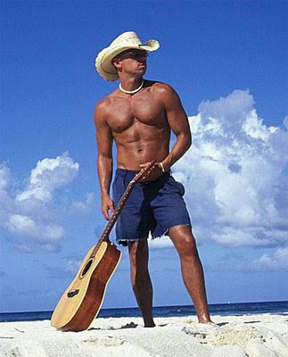 In some recent interview, Kenny Chesney, bless his heart, tried to convince ...