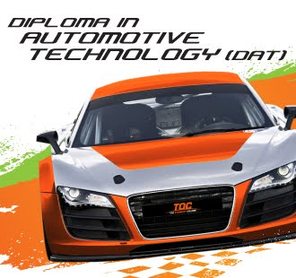 DIPLOMA IN AUTOMOTIVE TECHNOLOGY