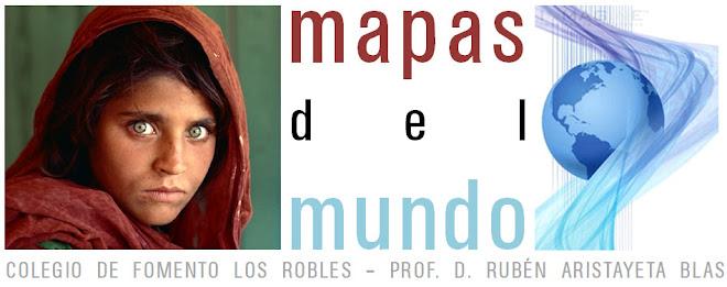 Mapas - Colegio de Fomento Los Robles - Rubén Aristayeta