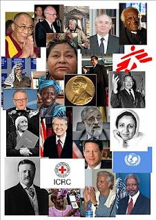 Premios Nobel da PAZ