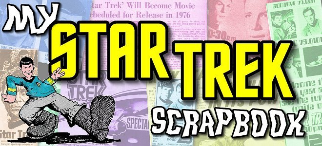 My Star Trek Scrapbook
