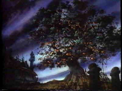 My Monster Memories: The Halloween Tree