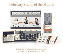 "February Stamp of the Month ""Friendship"""