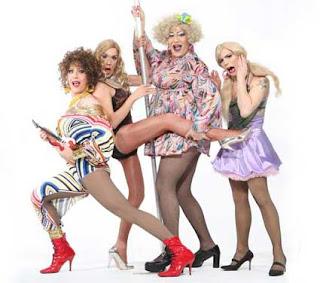 Israeli drag extravaganza