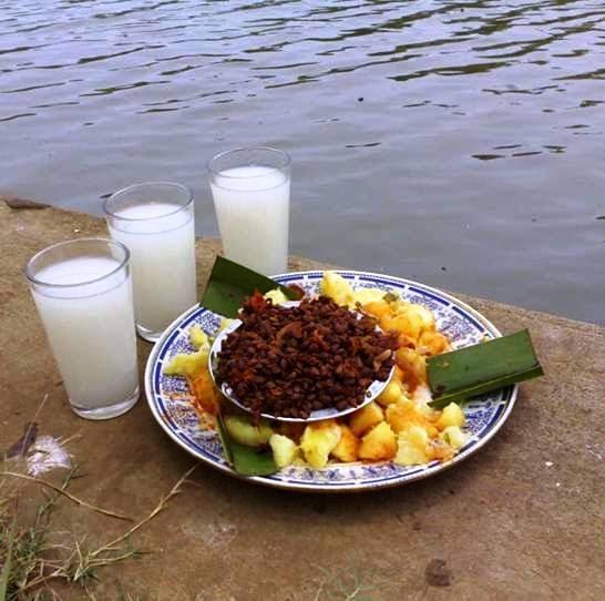 Parayil A. Tharakan Blog: Kerala Food