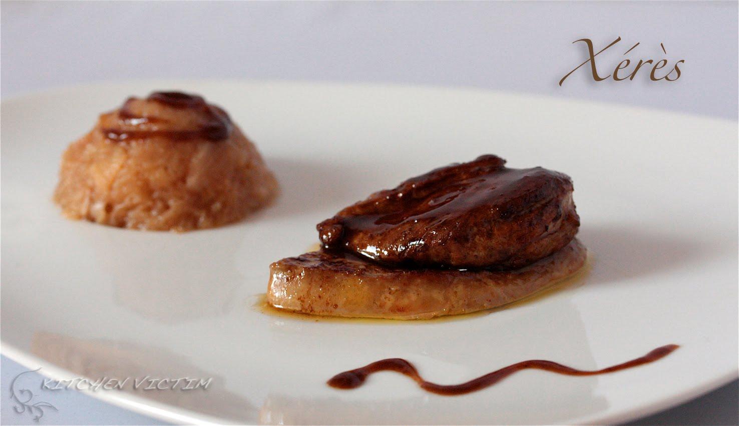Kitchen victim magret de caille laque au jus et reduction - Cuisiner un foie gras congele ...