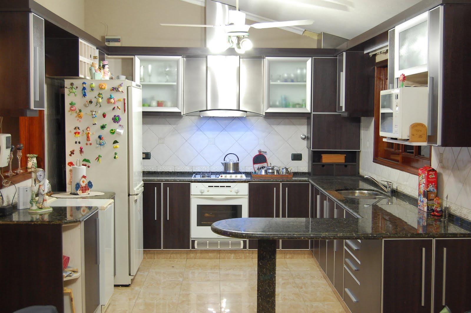 fotos de muebles de cocina de roble - cocinas roble claro Decorar tu casa es facilisimo