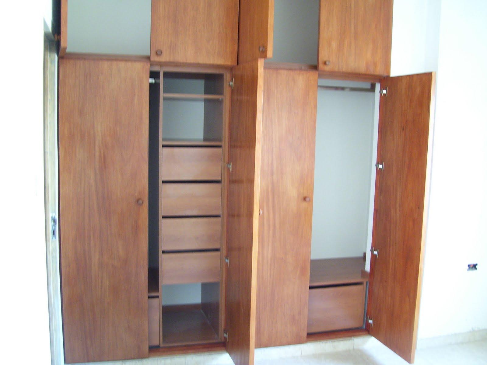 Placares dise o y desarrollo de mobiliario for Diseno de placares