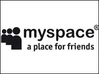 My space on MySpace