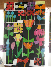 Flower Power blocks -aren't they wonderful???