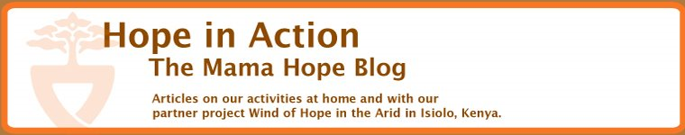 Hope in Action: The Mama Hope Blog