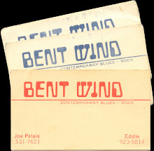 BENT WIND BUSINESS CARDS