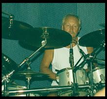 Eddie at Psychedome Studios / 2000