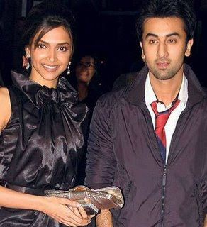 Bollywood & Hollywood Gup Shup Gossip: 11/1/09 - 11/8/09 Deepika Padukone And Ranbir Kapoor Break Up