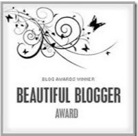 TAG : BEAUTIFUL BLOGGER AWARD