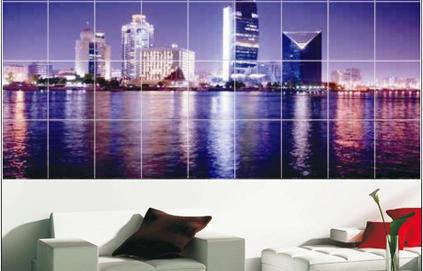 d co valoris e je personnalise mon carrelage avec l impression num rique. Black Bedroom Furniture Sets. Home Design Ideas