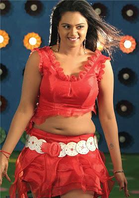 hot sexy actress abhinaya hair style