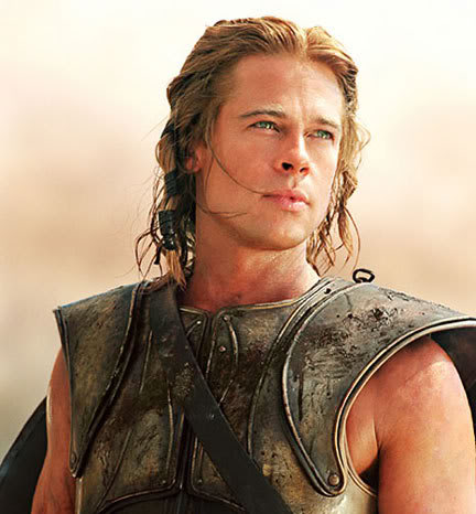 brad pitt pictures from troy. rad pitt as troy. rad pitt