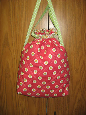 My 5 Fat Quarter Cinch Sack